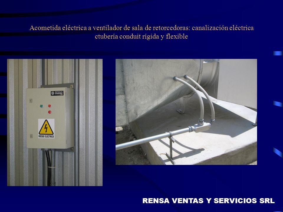 RENSA VENTAS Y SERVICIOS SRL