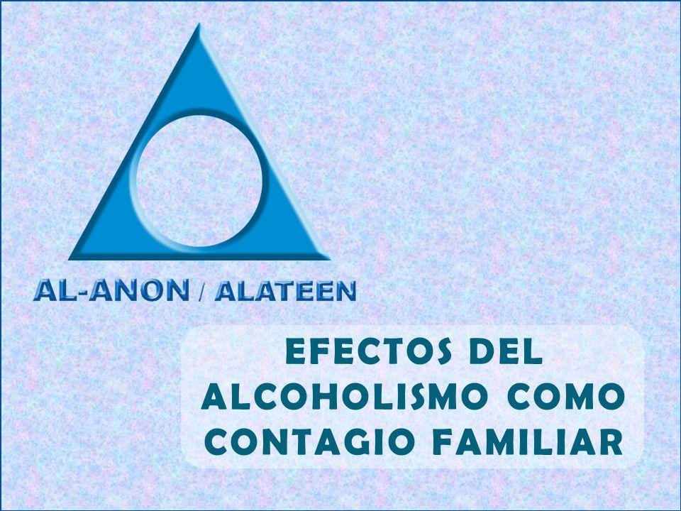 EFECTOS DEL ALCOHOLISMO COMO CONTAGIO FAMILIAR