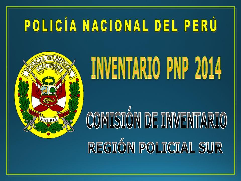 COMISIÓN DE INVENTARIO