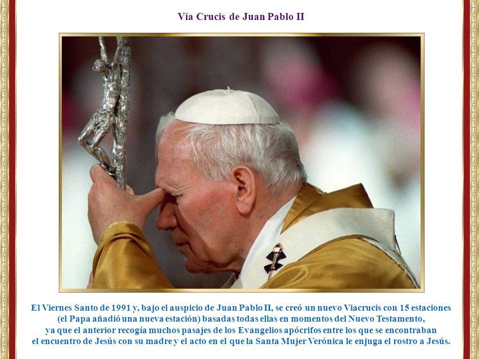 Vía Crucis de Juan Pablo II