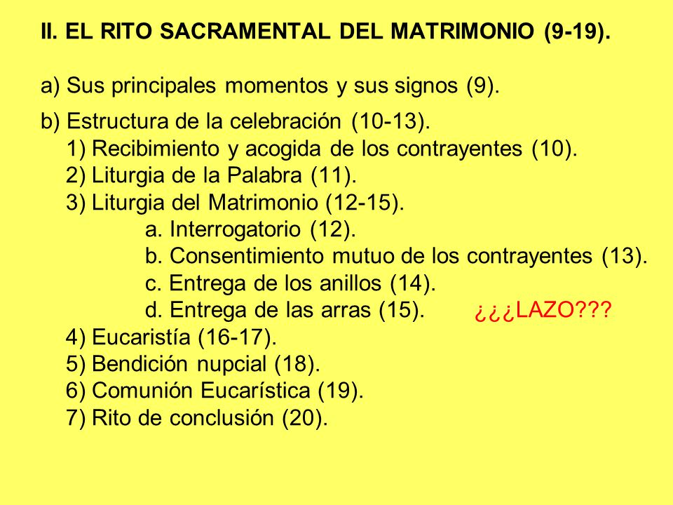 Matrimonio Catolico Rito : Ritual del matrimonio buena prensa a c ppt video