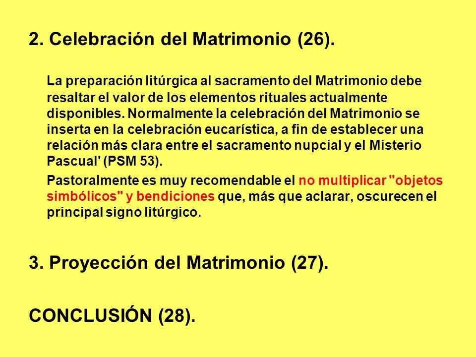 2. Celebración del Matrimonio (26).
