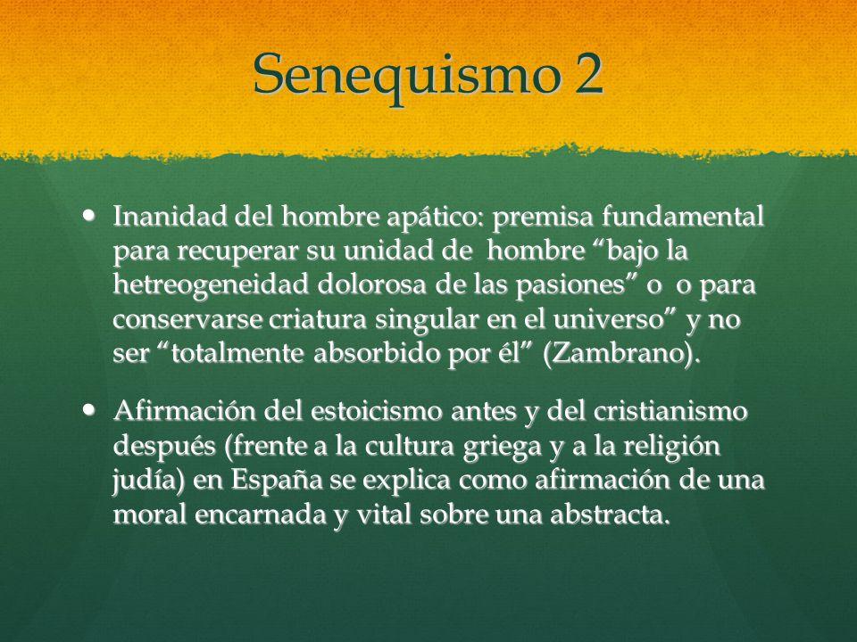 Senequismo 2