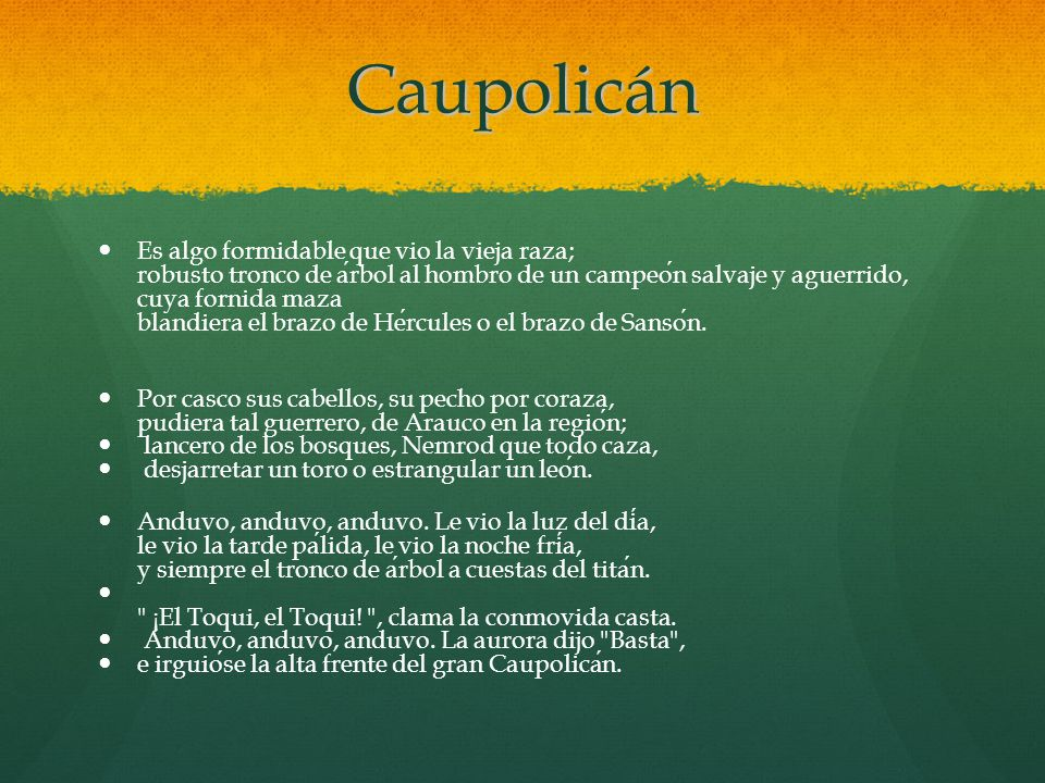 Caupolicán