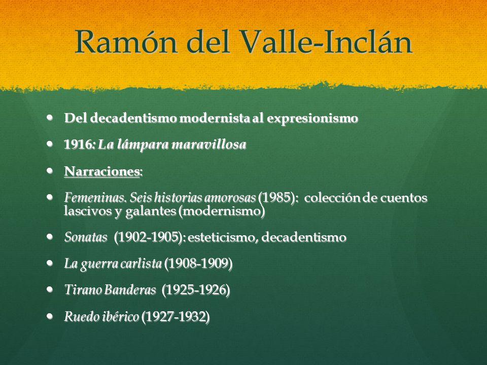 Ramón del Valle-Inclán