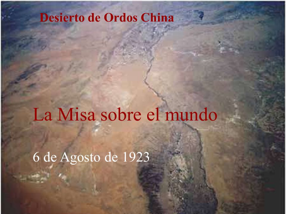Desierto de Ordos China