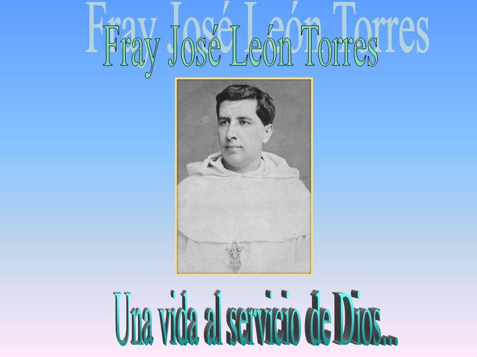 Una vida al servicio de Dios...