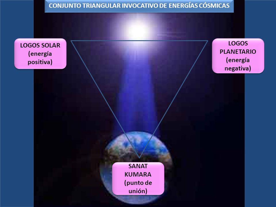 CONJUNTO TRIANGULAR INVOCATIVO DE ENERGÍAS CÓSMICAS