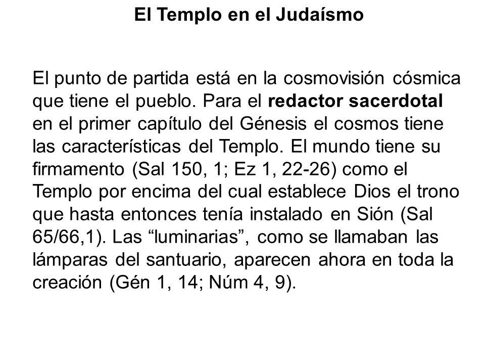 El Templo en el Judaísmo