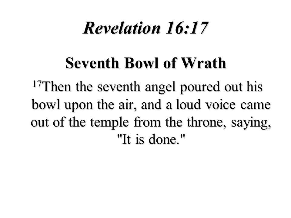 Revelation 16:17
