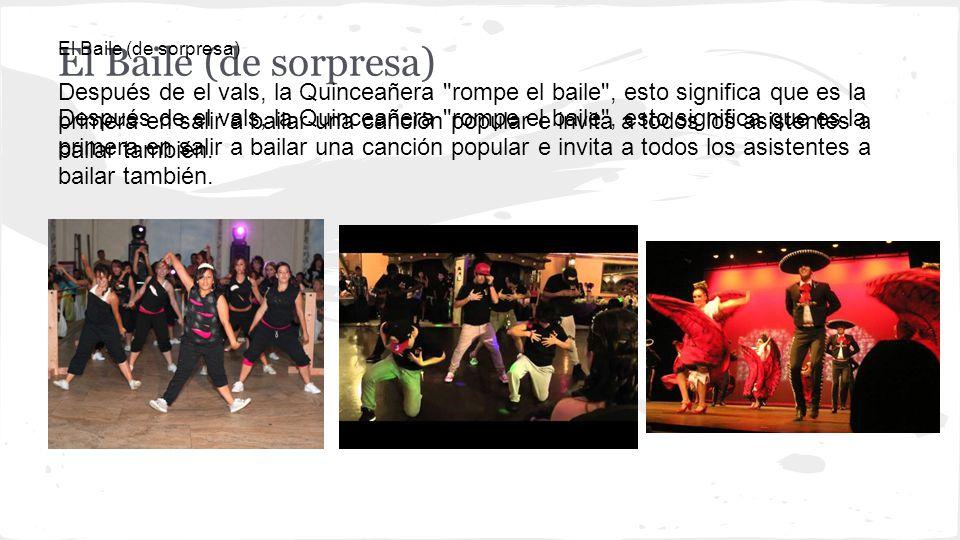 El Baile (de sorpresa)