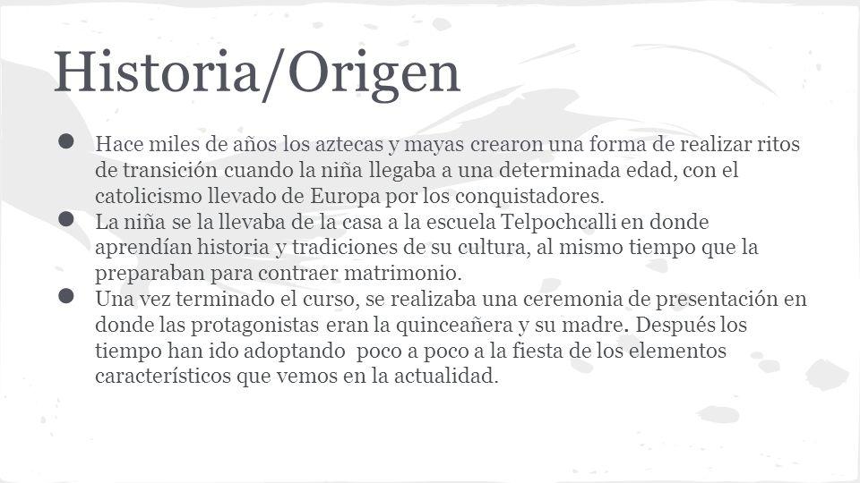 Historia/Origen