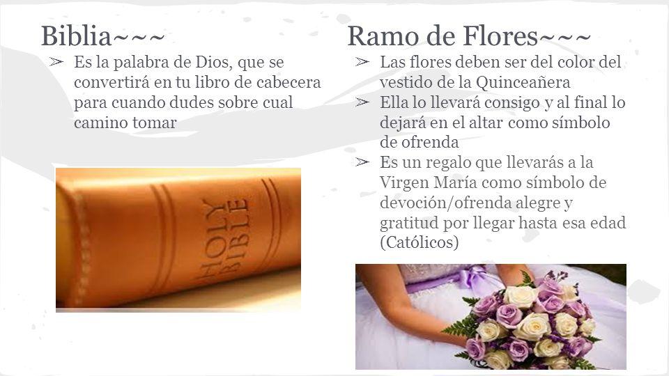 Biblia~~~ Ramo de Flores~~~
