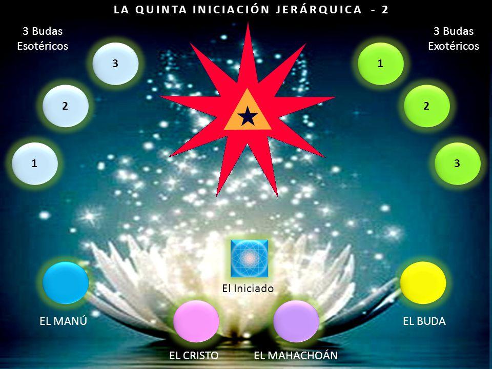 LA QUINTA INICIACIÓN JERÁRQUICA - 2