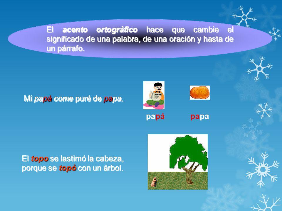 Tildaci n general de la palabras ppt video online descargar for Significado de la palabra arbol