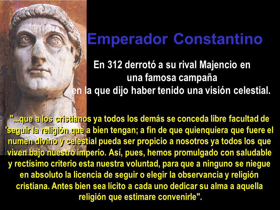 Emperador Constantino
