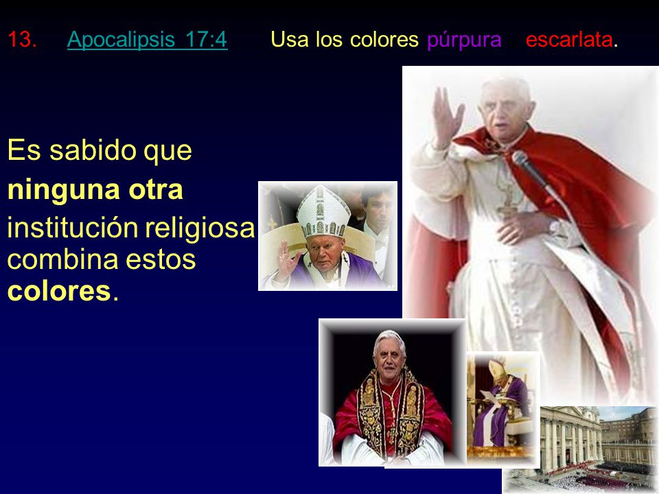 institución religiosa combina estos colores.