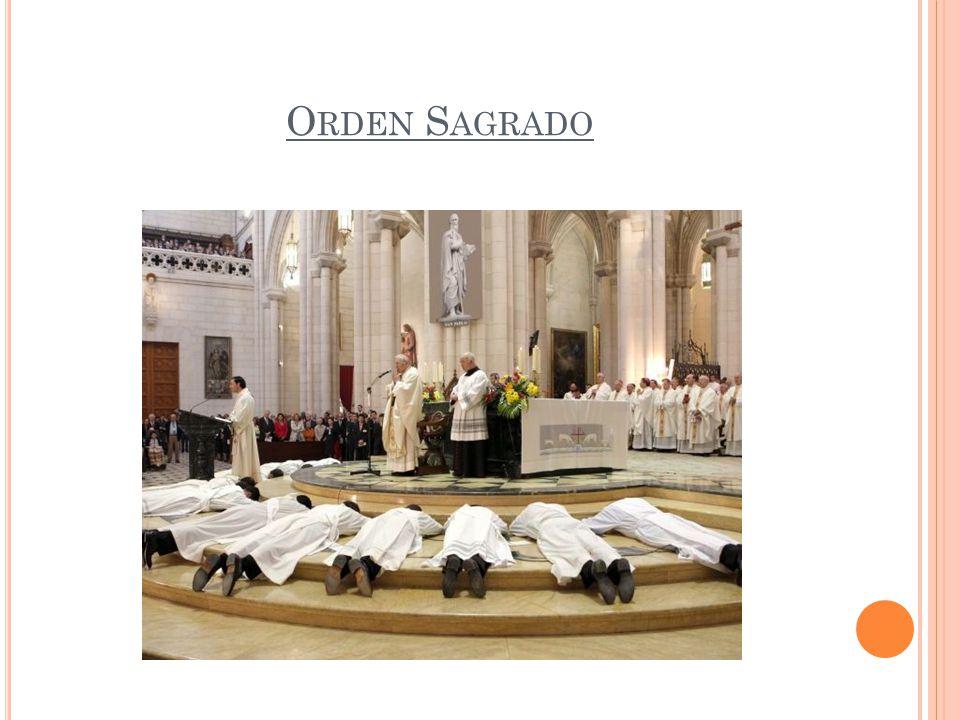 Orden Sagrado