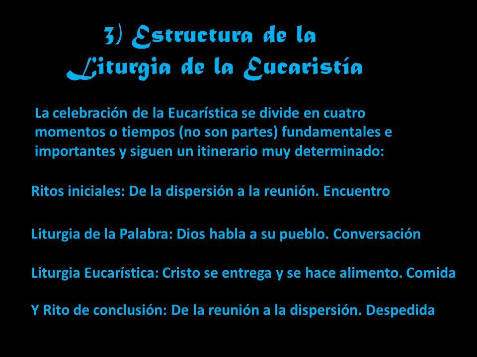 Liturgia de la Eucaristía