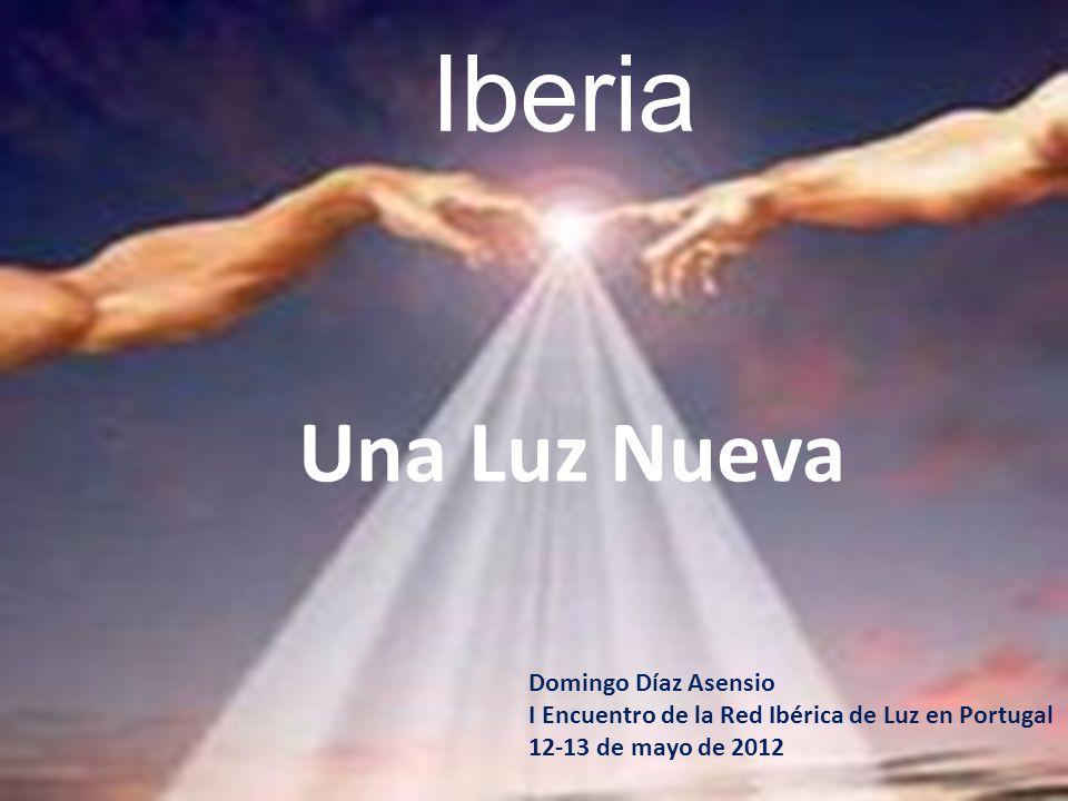 Iberia Una Luz Nueva Domingo Díaz Asensio