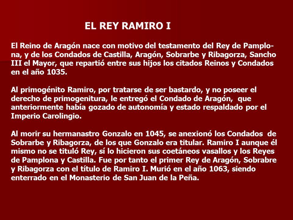 EL REY RAMIRO I