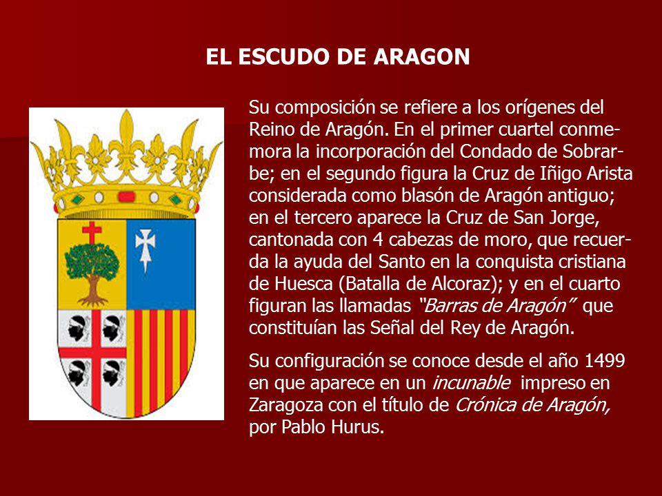 EL ESCUDO DE ARAGON