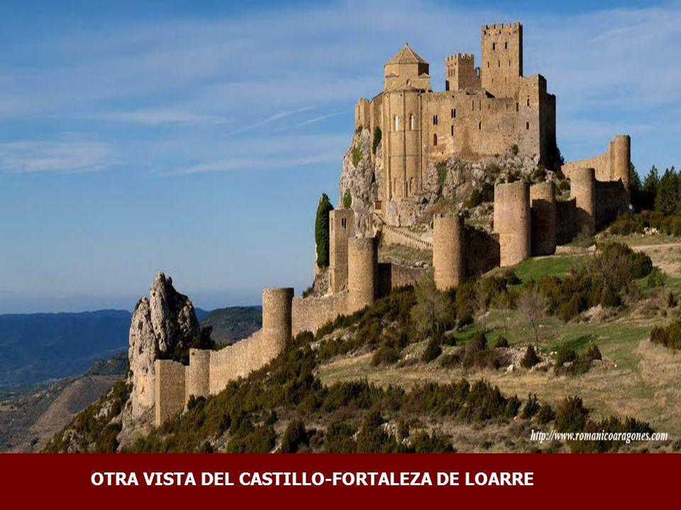 OTRA VISTA DEL CASTILLO-FORTALEZA DE LOARRE