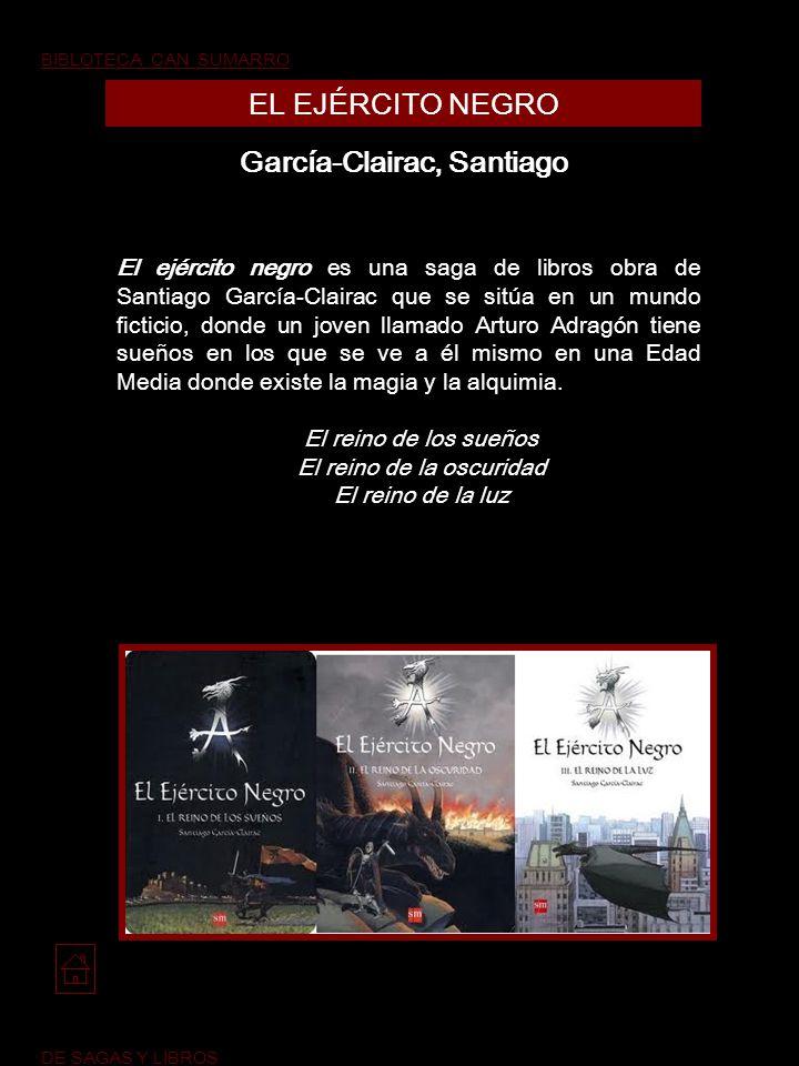 García-Clairac, Santiago