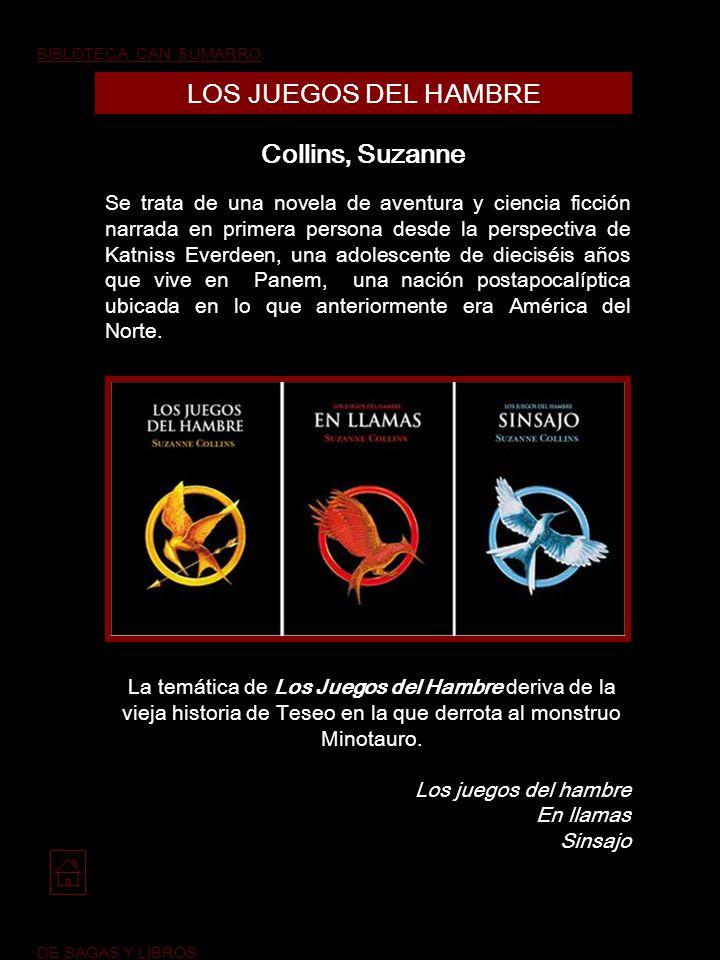 LOS JUEGOS DEL HAMBRE Collins, Suzanne