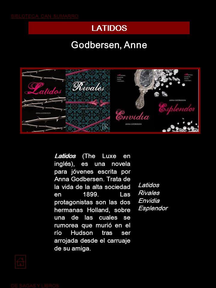 Godbersen, Anne LATIDOS