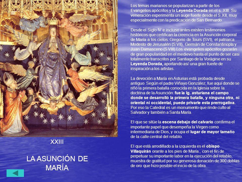 LA ASUNCIÓN DE MARÍA XXIII