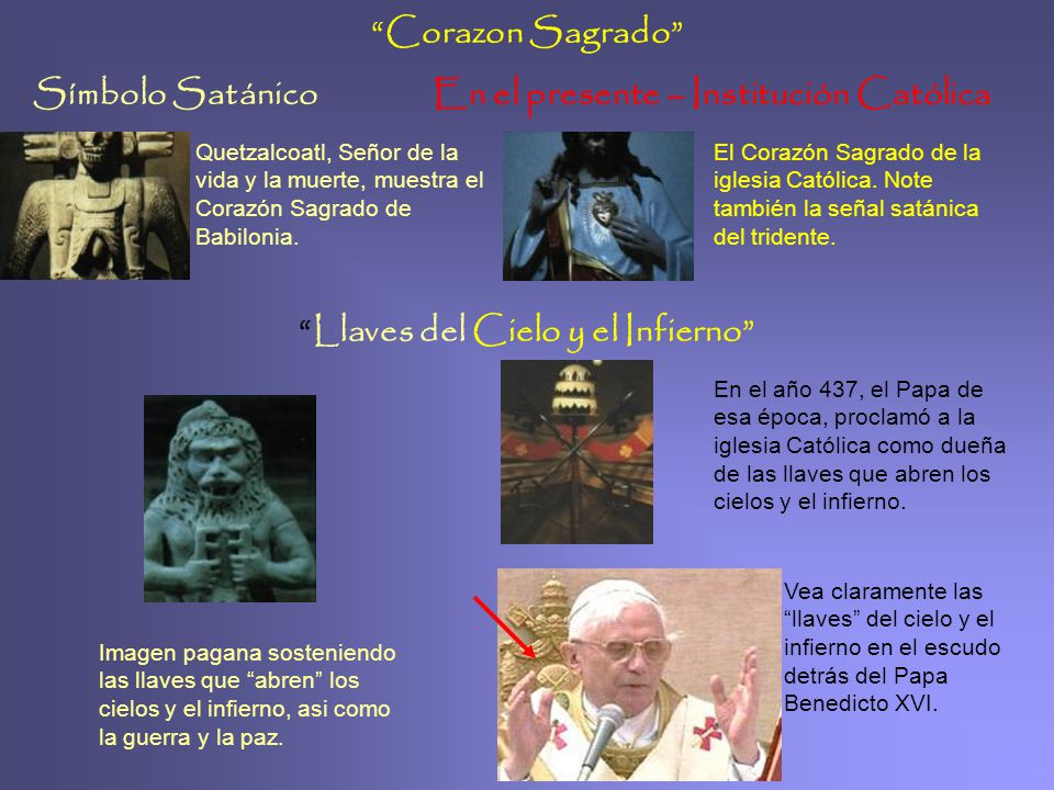 En el presente – Institución Católica Llaves del Cielo y el Infierno