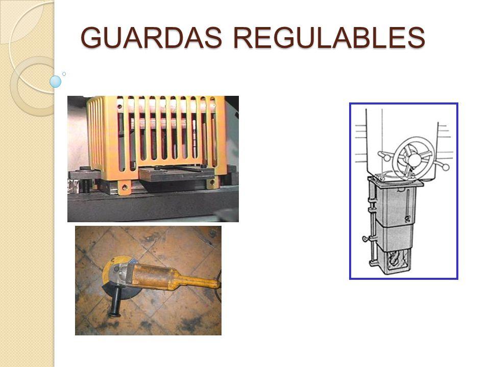 GUARDAS REGULABLES