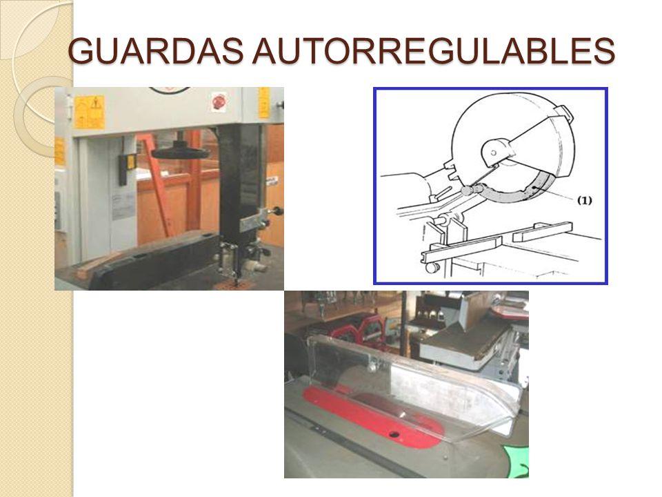 GUARDAS AUTORREGULABLES