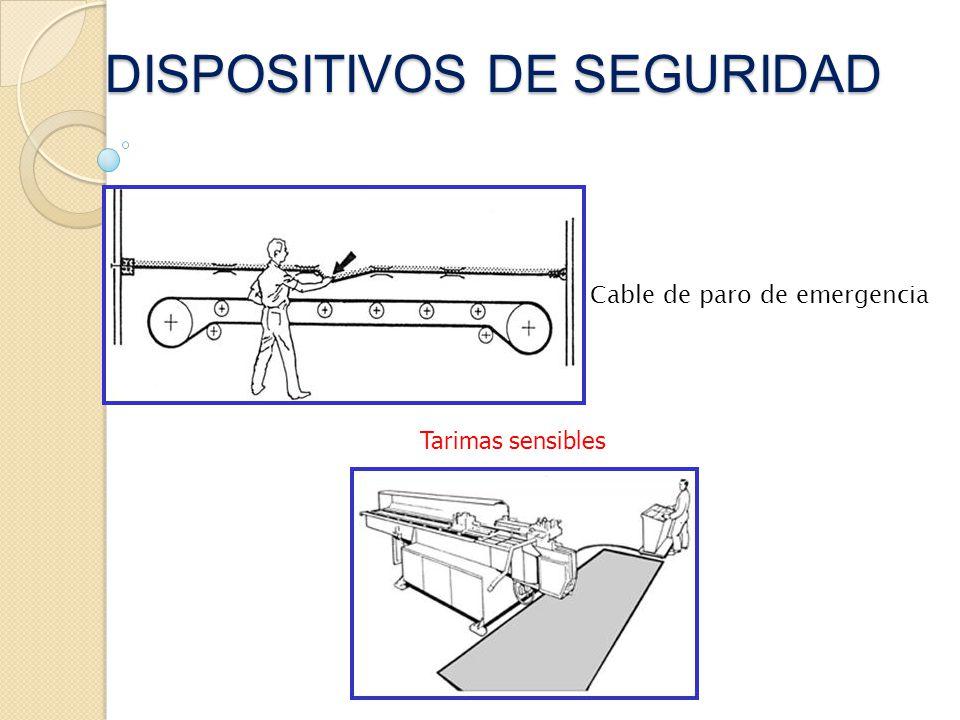 DISPOSITIVOS DE SEGURIDAD