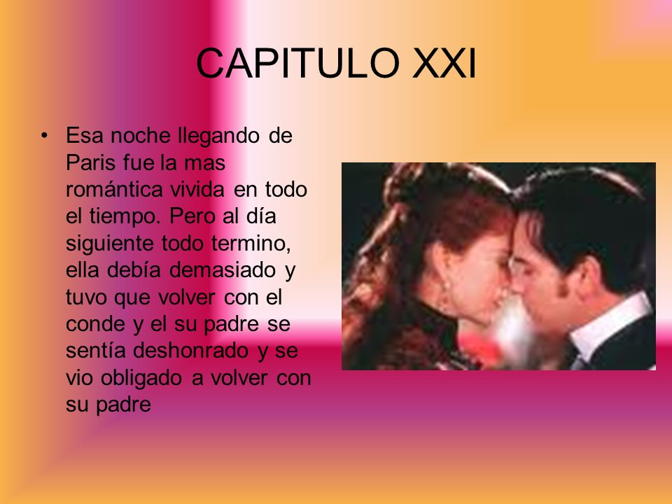 CAPITULO XXI