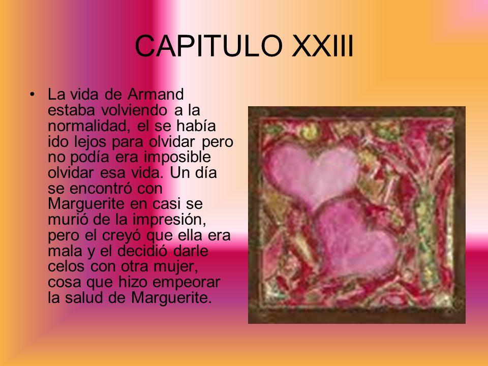 CAPITULO XXIII