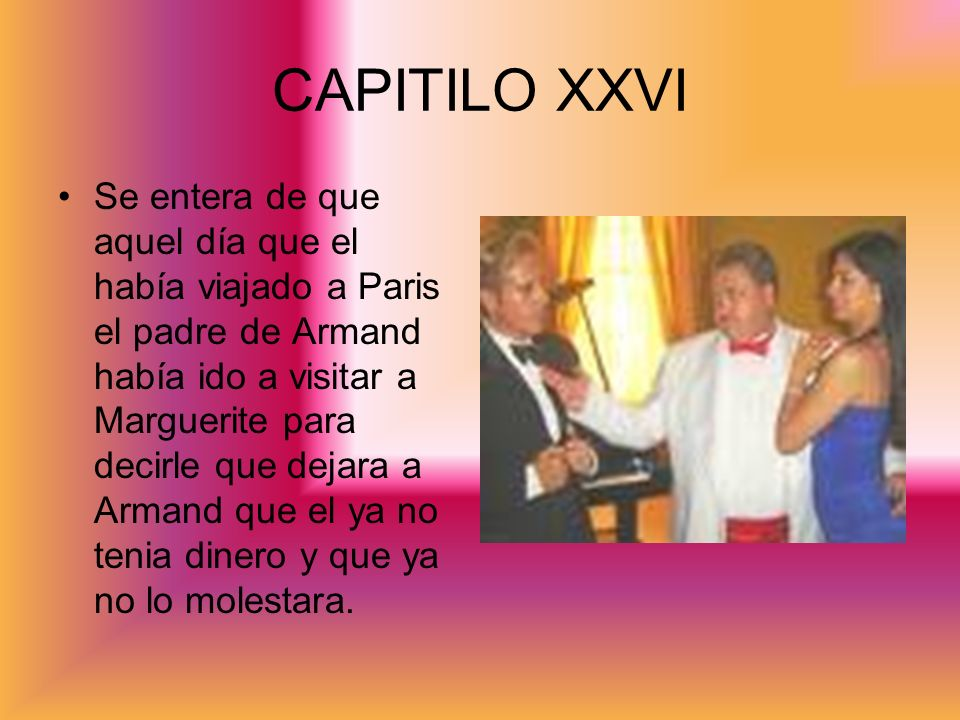 CAPITILO XXVI