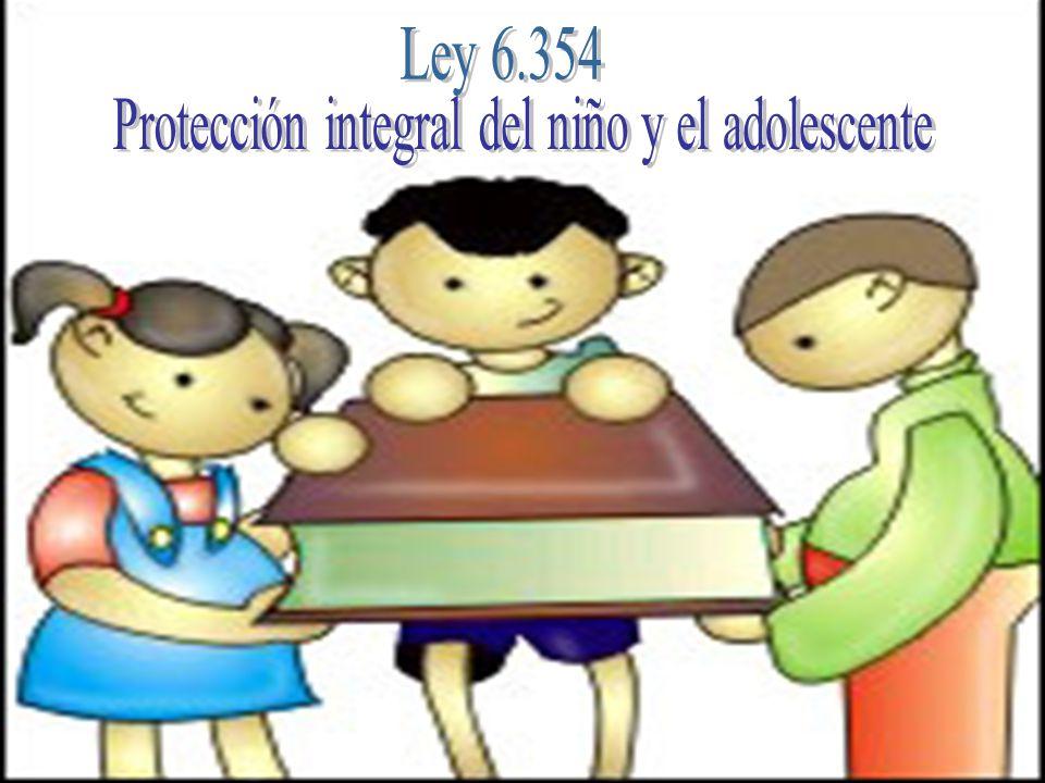 Protección integral del niño y el adolescente