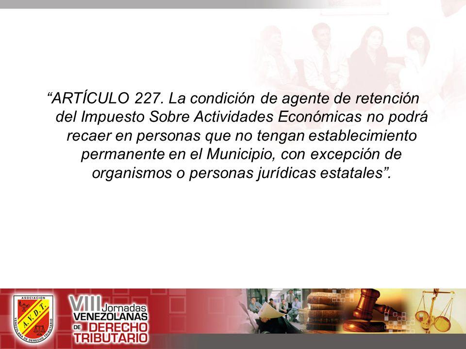 ARTÍCULO 227.