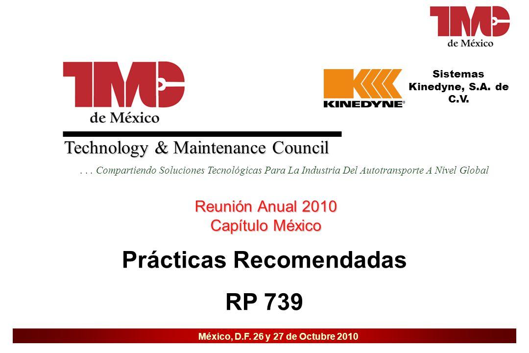 Reunión Anual 2010 Capítulo México