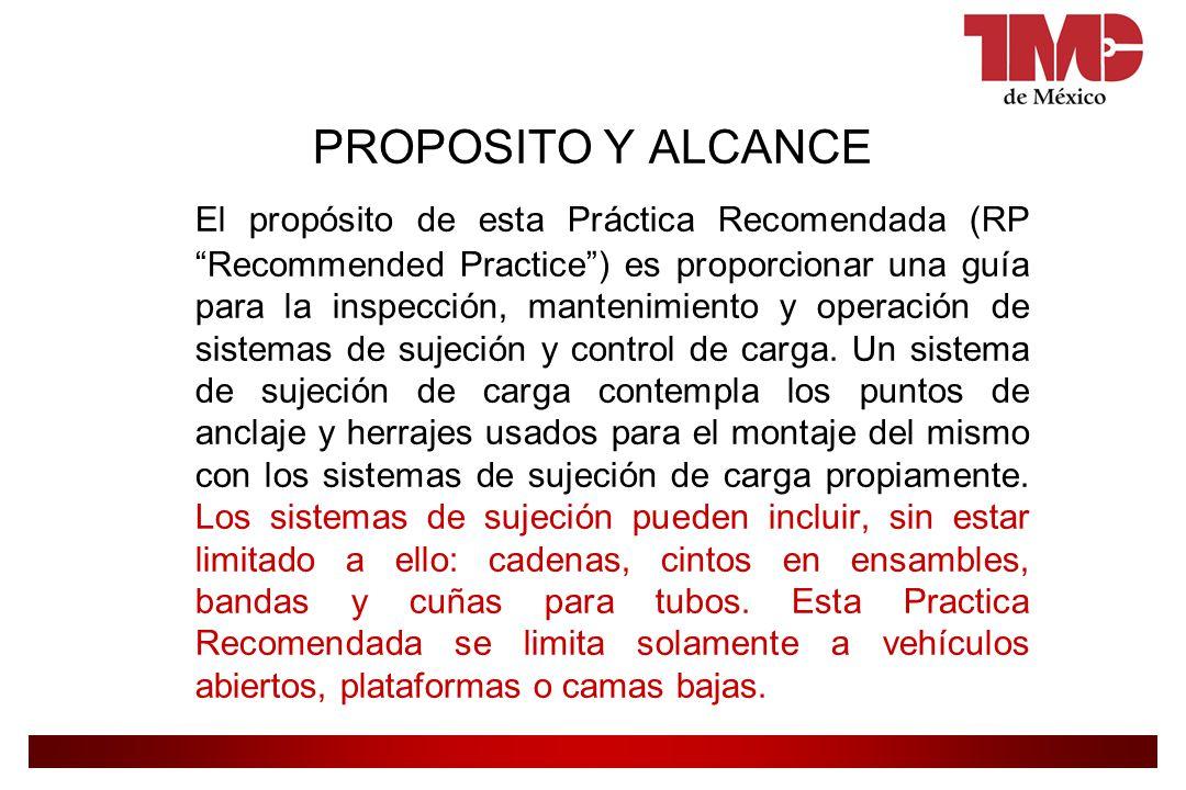 PROPOSITO Y ALCANCE