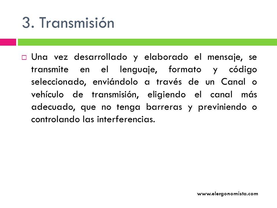 3. Transmisión