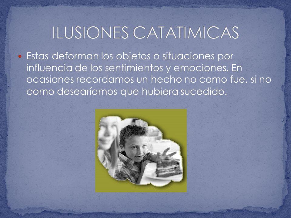 ILUSIONES CATATIMICAS