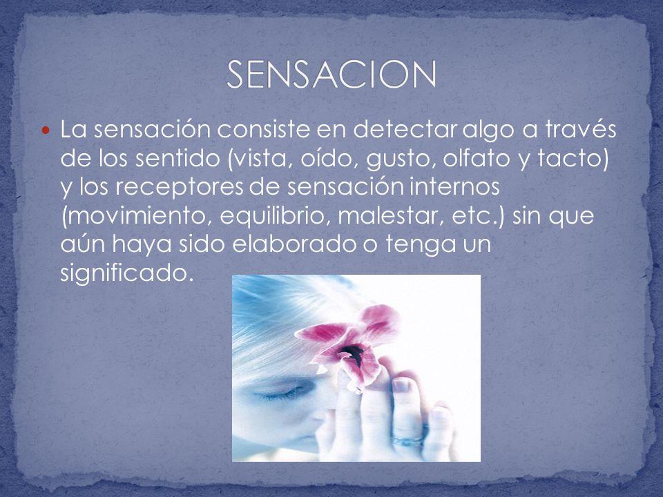 SENSACION