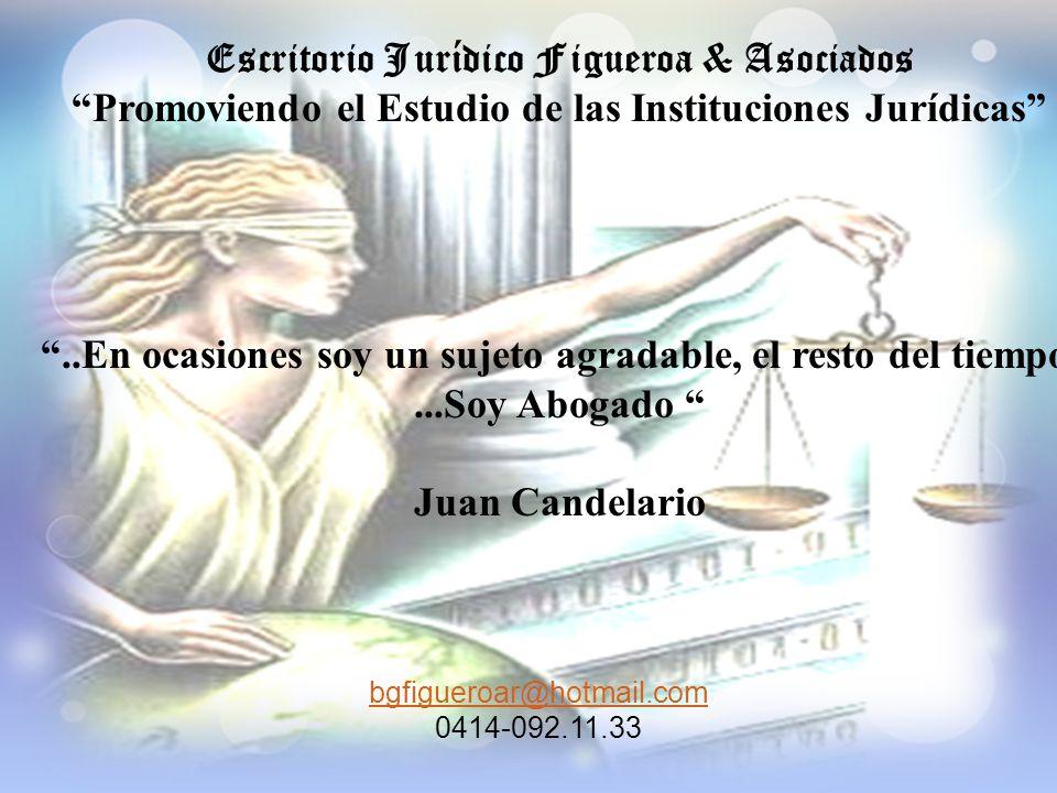 Escritorio Jurídico Figueroa & Asociados