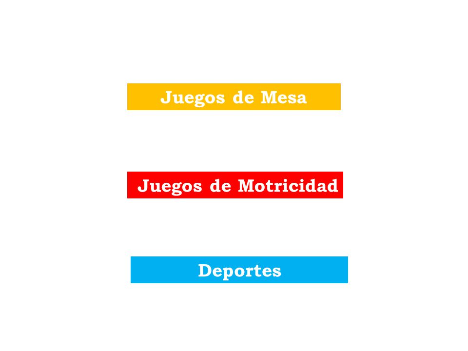 Juegos de Mesa Deportes