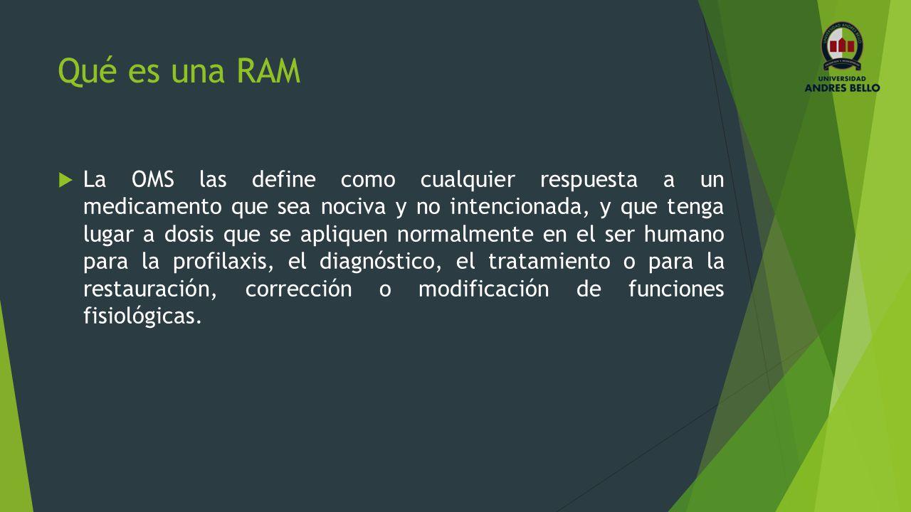 Qué es una RAM
