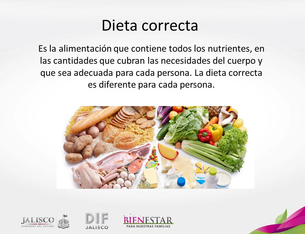que nutrientes encontramos los alimentos