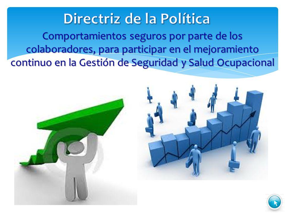 Directriz de la Política